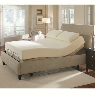 Full Electric Adjustable Bed Wildon Home ?