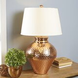 Mcglynn Hammered 26 Table Lamp