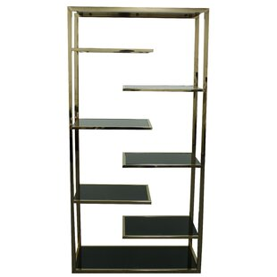 Gibson Display Etagere Bookcase Everly Quinn