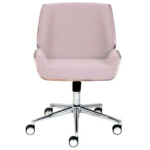 Modern Contemporary Blush Pink Office Chair Allmodern