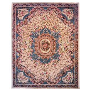 Online Reviews Classic Ivory / Light Blue Rug By Safavieh