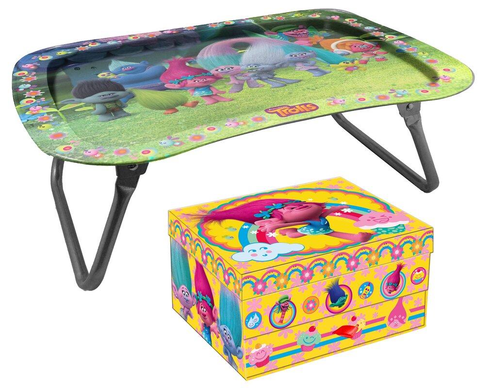 zoomie kids dominique kids rectangular arts and crafts. Black Bedroom Furniture Sets. Home Design Ideas