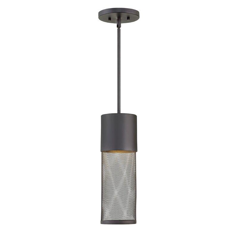 Hinkley Lighting Aria 1 Light Outdoor Pendant