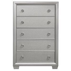 brinkworth 5 drawer lingerie chest