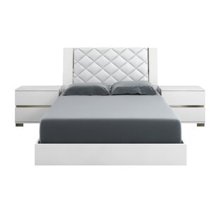 Diamanti Upholstered Platform Bed