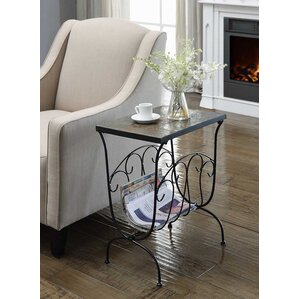 Alcott Hill Barker Ridge End Table