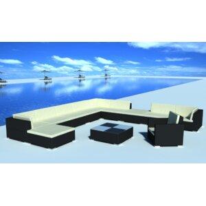 Loungemöbel-Set mit Kissen von Home Etc