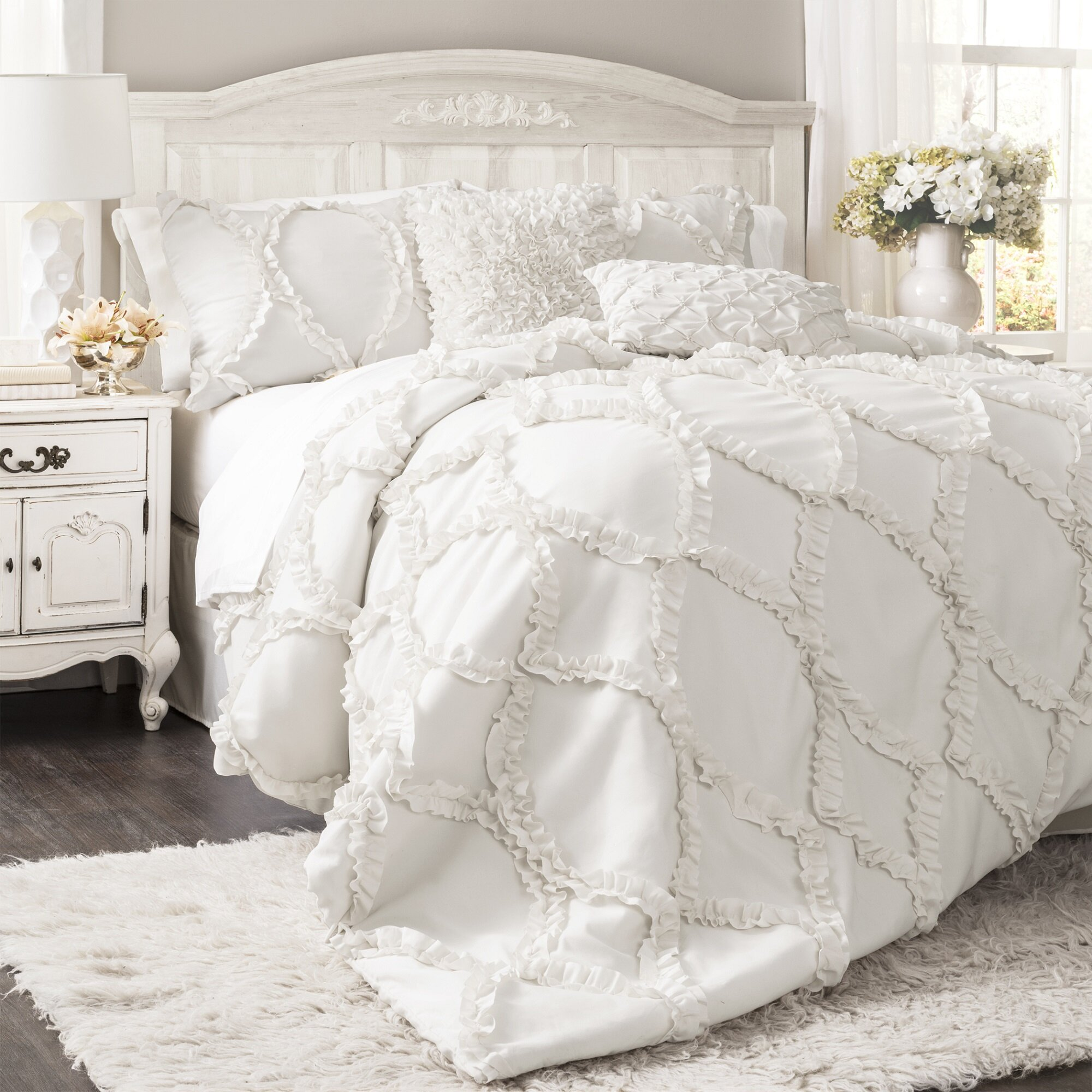 The Twillery Co Erion 3 Piece Comforter Set Reviews Wayfair
