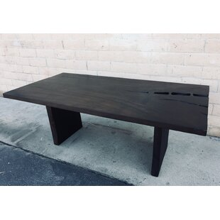 Brann Solid Wood Dining Table by Foundry Select Fresh