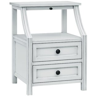 Gregorio 2 Drawer Accent Chest by Darby Home Co