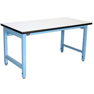 Superbe Adjustable Height Work Bench | Wayfair