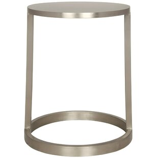 Tyler End Table by Noir