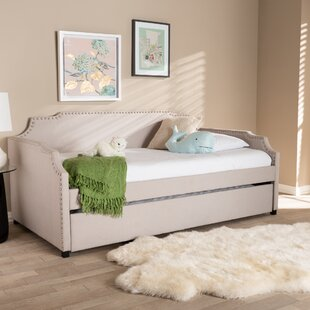 Burgan Daybed with Trundle by House of Hampton