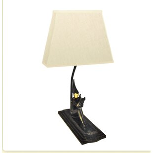 Affordable Gazer Francaise 19 Table Lamp By JB Hirsch Home Decor