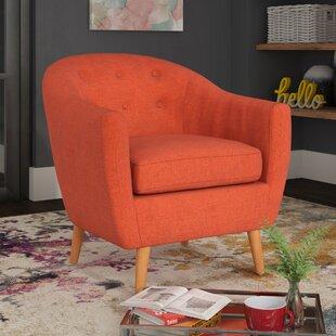 Affordable Naperville Barrel Chair ByLangley Street