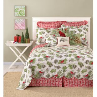 Colorful Printed Bedskirt 15 Bed Skirt