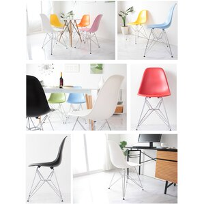 Hammond Modern Side Chair by George Oliver