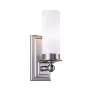 Compare Toni 1-Light Wall Sconce By Breakwater Bay