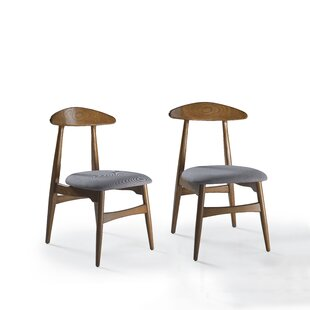 Affordable Cracraft Phillip Dining Chair (Set of 2) by George Oliver Reviews (2019) & Buyer's Guide