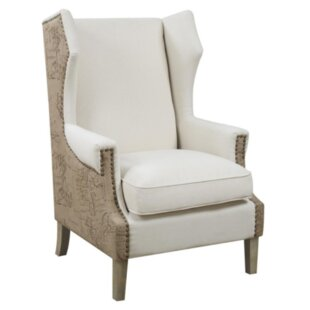 Best Shanaya Wingback Chair by Darby Home Co Reviews (2019) & Buyer's Guide