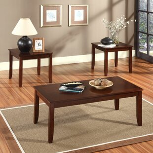 Standard Furniture 3 Piece Coffee Table Set
