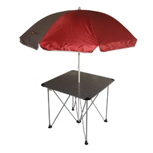 Picnic Table With Umbrella by ORE Furniture Spacial Price
