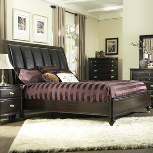 Astoria Grand Balmers Upholstered Panel Bed