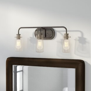 Affordable Fruita 3-Light Vanity Light By Trent Austin Design
