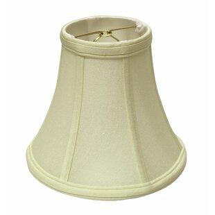 Slant 8 Silk/Shantung Bell Lamp Shade