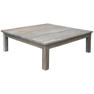 Lorie Teak Rustic Coffee Table By Loon Peak Dc Living Room Furniture