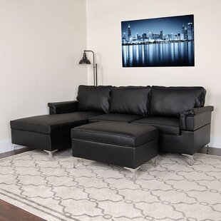 Orren Ellis Dundas Modular Sectional with..