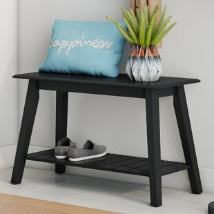 Zipcode Design Rutledge Wood Entryway Bench