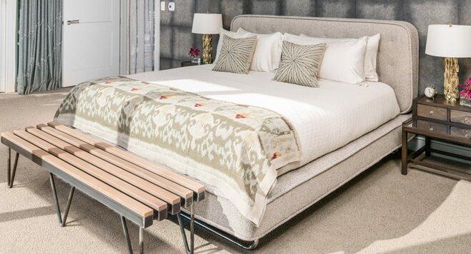 Mid-Century Modern Bedroom Decor | Wayfair