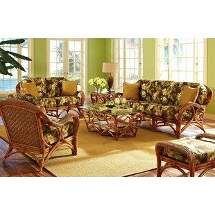 Abha 6 Piece Conservatory Living Room Set by Bayou Breeze