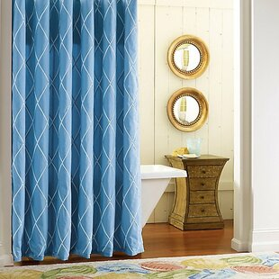 Shop For Calypso Cotton Shower Curtain ByCompanyC