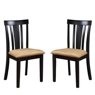 Oneill Slat Back Side Chair (Set of 2)