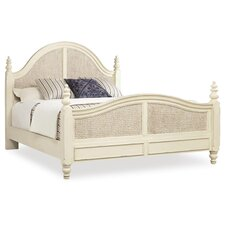 Sandcastle Woven Panel Bed by Hooker Furniture