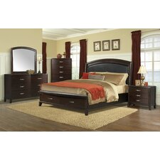 Mcduffie Storage Sleigh Customizable Bedroom Set by Darby Home Co
