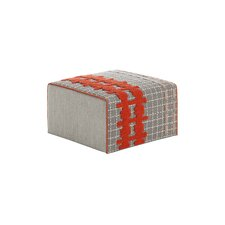 Bandas Space Small E Ottoman by GAN RUGS