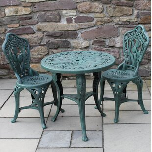 Larocque 2 Seater Bistro Set By Fleur De Lis Living