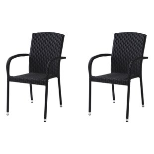 Witsell Stacking Garden Chair (Set Of 2) By Sol 72 Outdoor