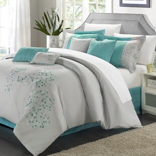 Andree 12 Piece Comforter Set