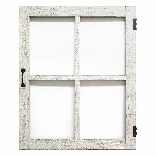 Decorative Window Pane | Wayfair