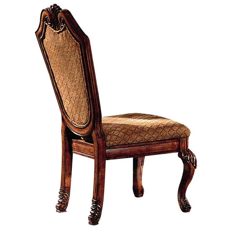 Astoria Grand Alfort Queen Anne Side Chair Reviews Wayfair