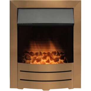 Patrica Electric Inset Fire By Belfry Heating
