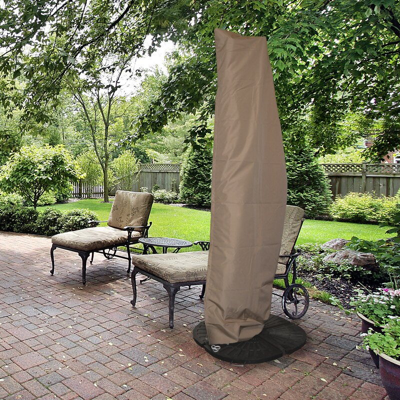 Water Resistant Patio Umbrella Cover