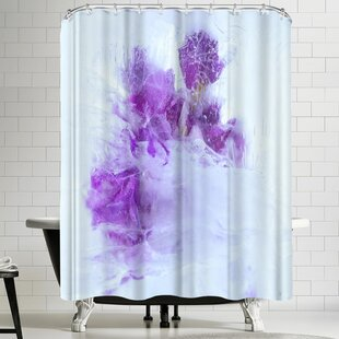 Zina Zinchik Breaking Through Single Shower Curtain