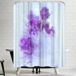 Zina Zinchik Breaking Through Single Shower Curtain