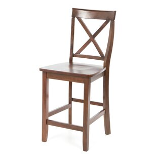 Haslingden 24 Bar Stool (Set of 2) Three Posts