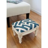 Aurelia Lattice Ottoman by Rosdorf Park